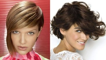 Bob Haircuts and Hairstyles for Women