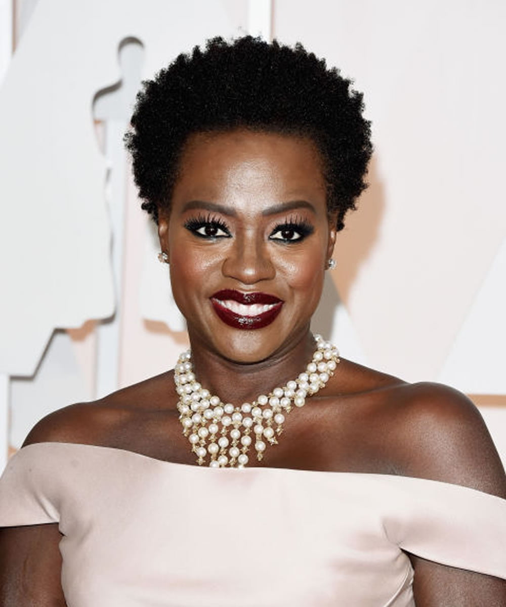 Black Women Short Hairstyles Over 50