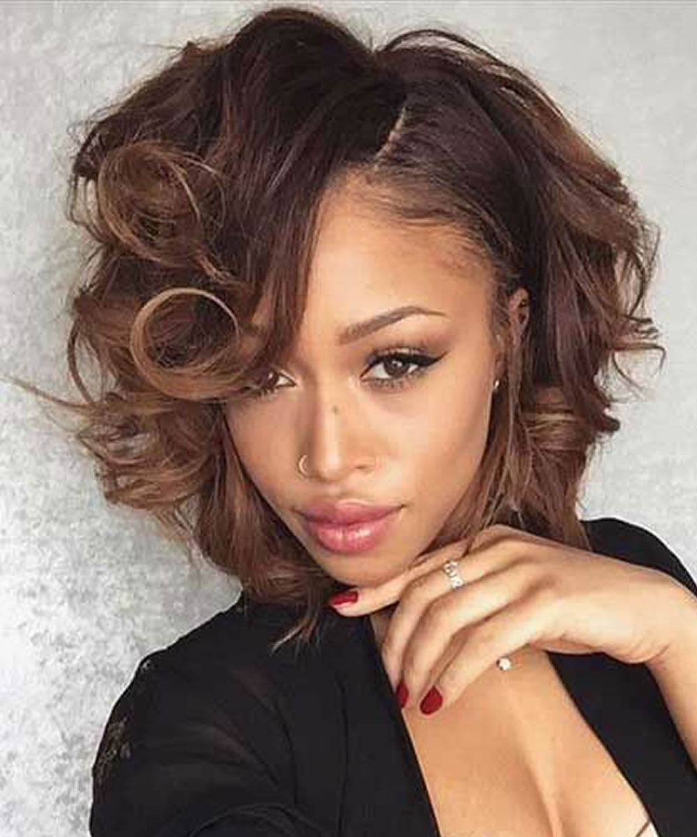 25 Fantastic Short Hairstyles Ideas For Black Women 2018