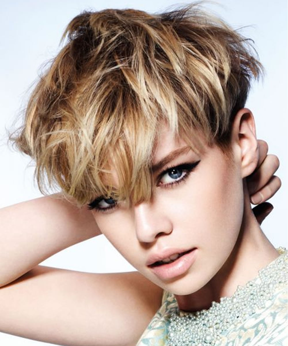 The Best Short Haircuts That Are The Most Trendy For Women