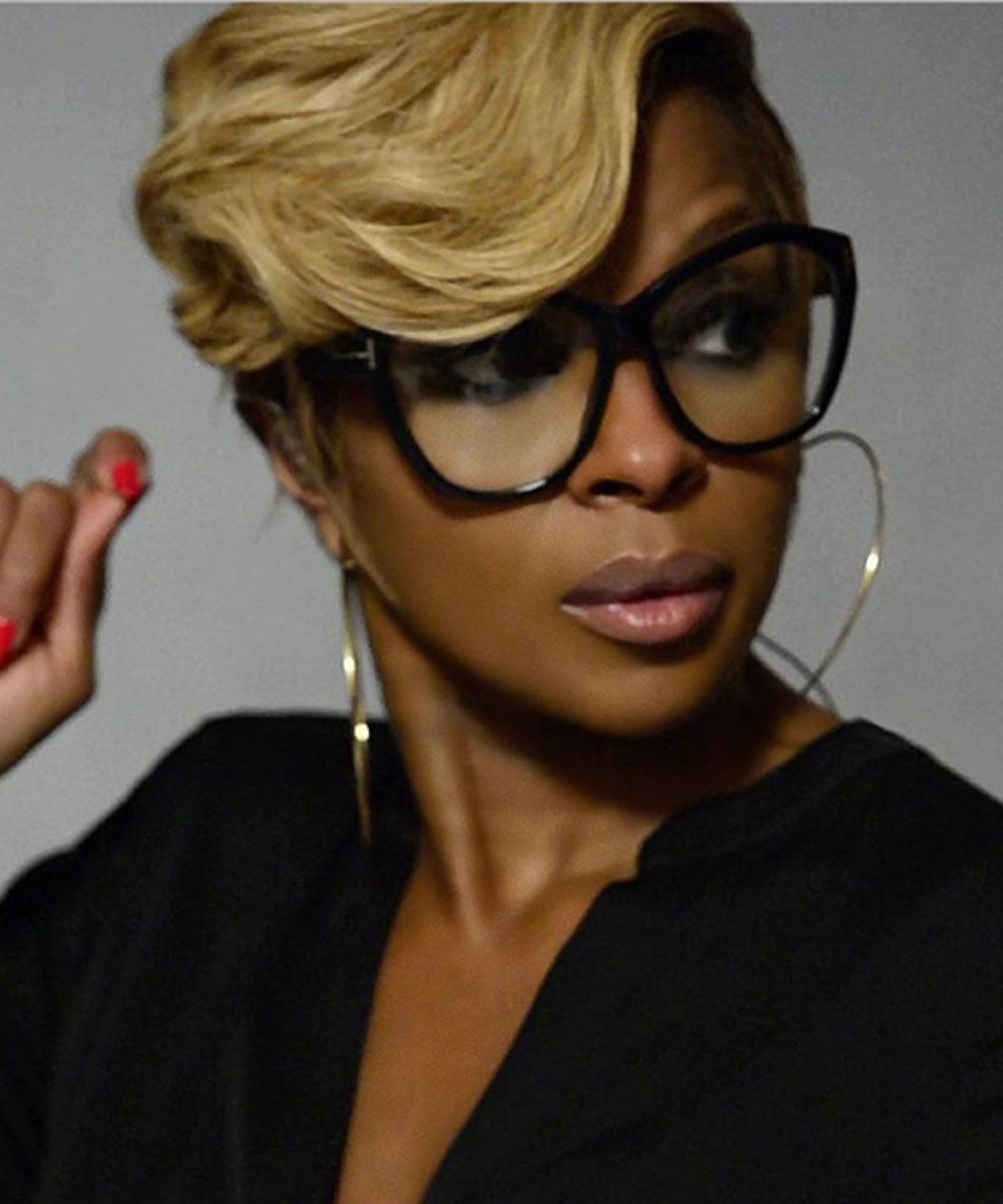 Short Blonde Hairstyles For Black Women Hairstyles