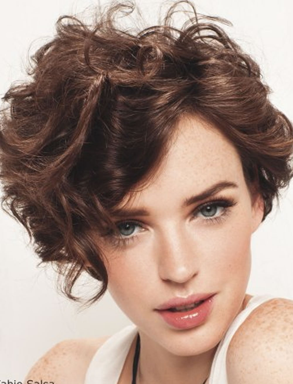 Short Bob Hair Style for Summer 2018