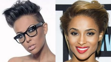 Short Haircuts for Black Women 2018-2019s