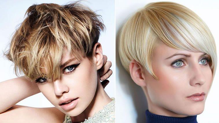 Short Haircuts for Women 2017-2018 Hs