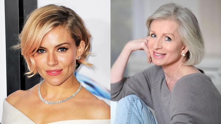 2018 Short Hairstyles For Older Women Over 50