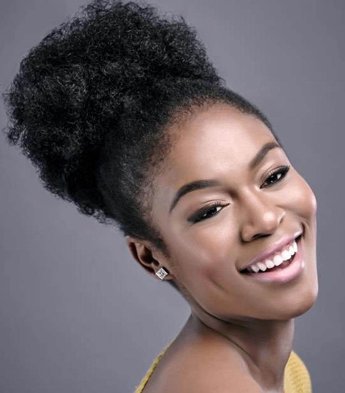 African American Short Haircuts 2018-2019
