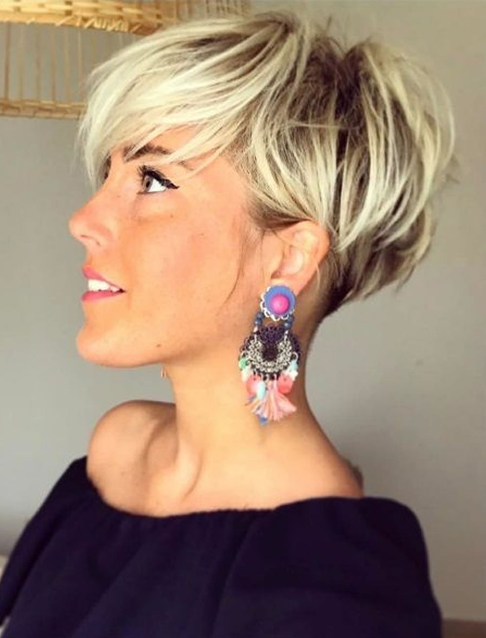 30 Best Asymmetric Short Haircuts For Women Of All Time Hairstyles