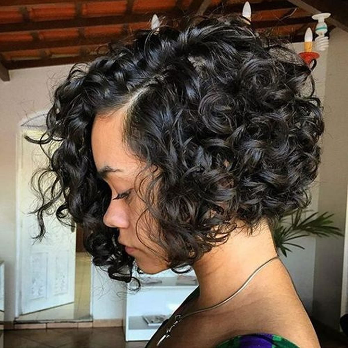 Curly Bob Hairstyles For Women Autumn Winter Short Hair 2017