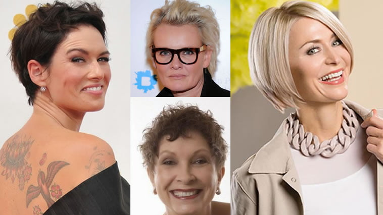 Hairstyles And Haircuts For Older Women Over 50 For 2018