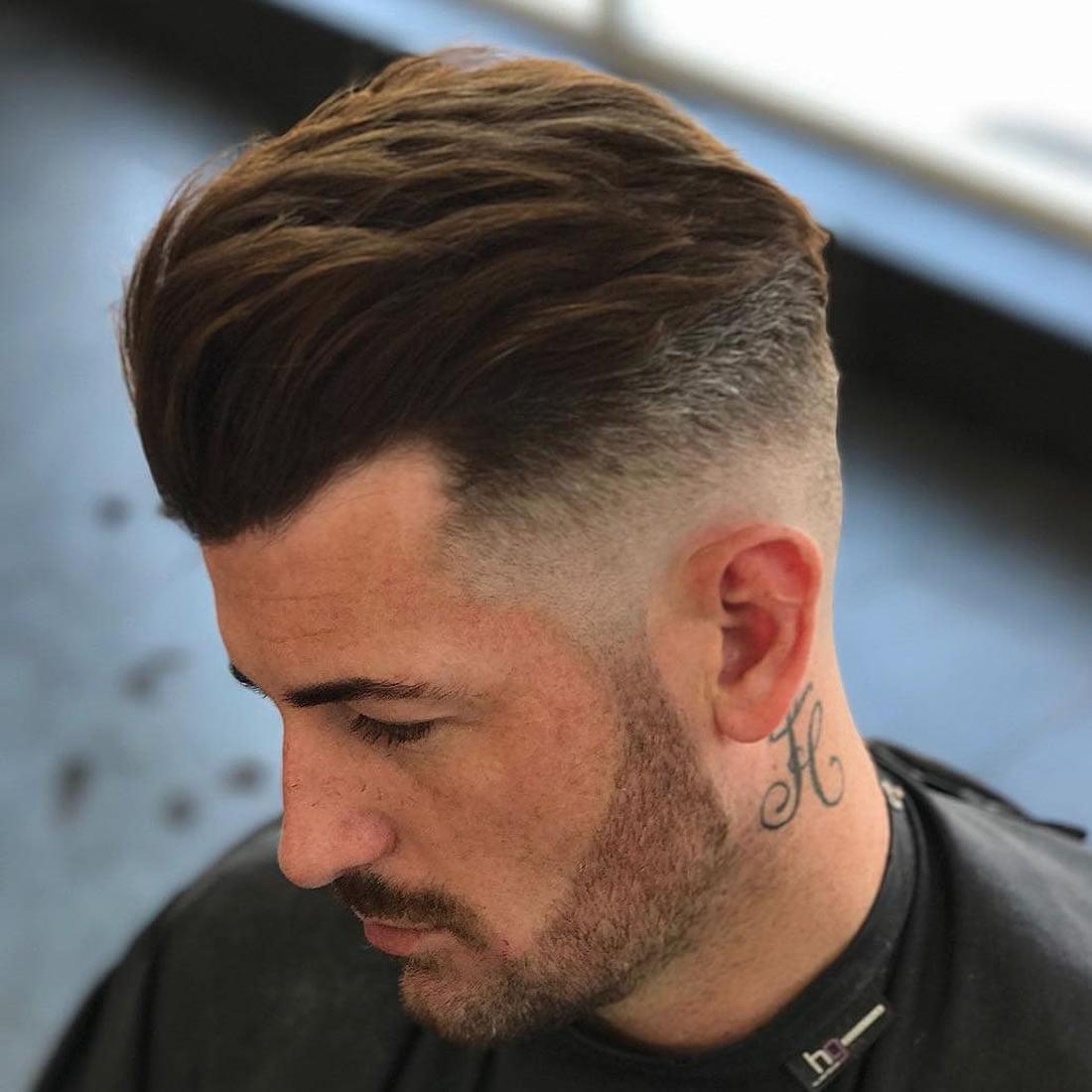 Men S Hairstyles 2018 2019