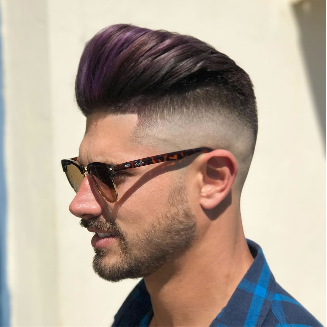 Men's Hairstyles 2018 – 2019 | 40 Best Hair Tutorial for Men – Page 5 – HAIRSTYLES