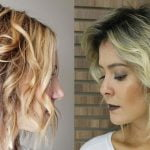 Ombre Bob Haircuts- balayage Short Hair ideas