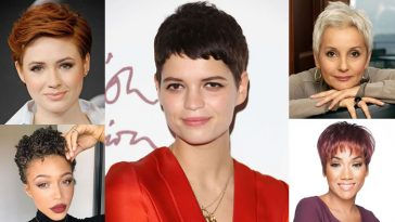 Pixie Haircuts for Short Hair 2018-2019