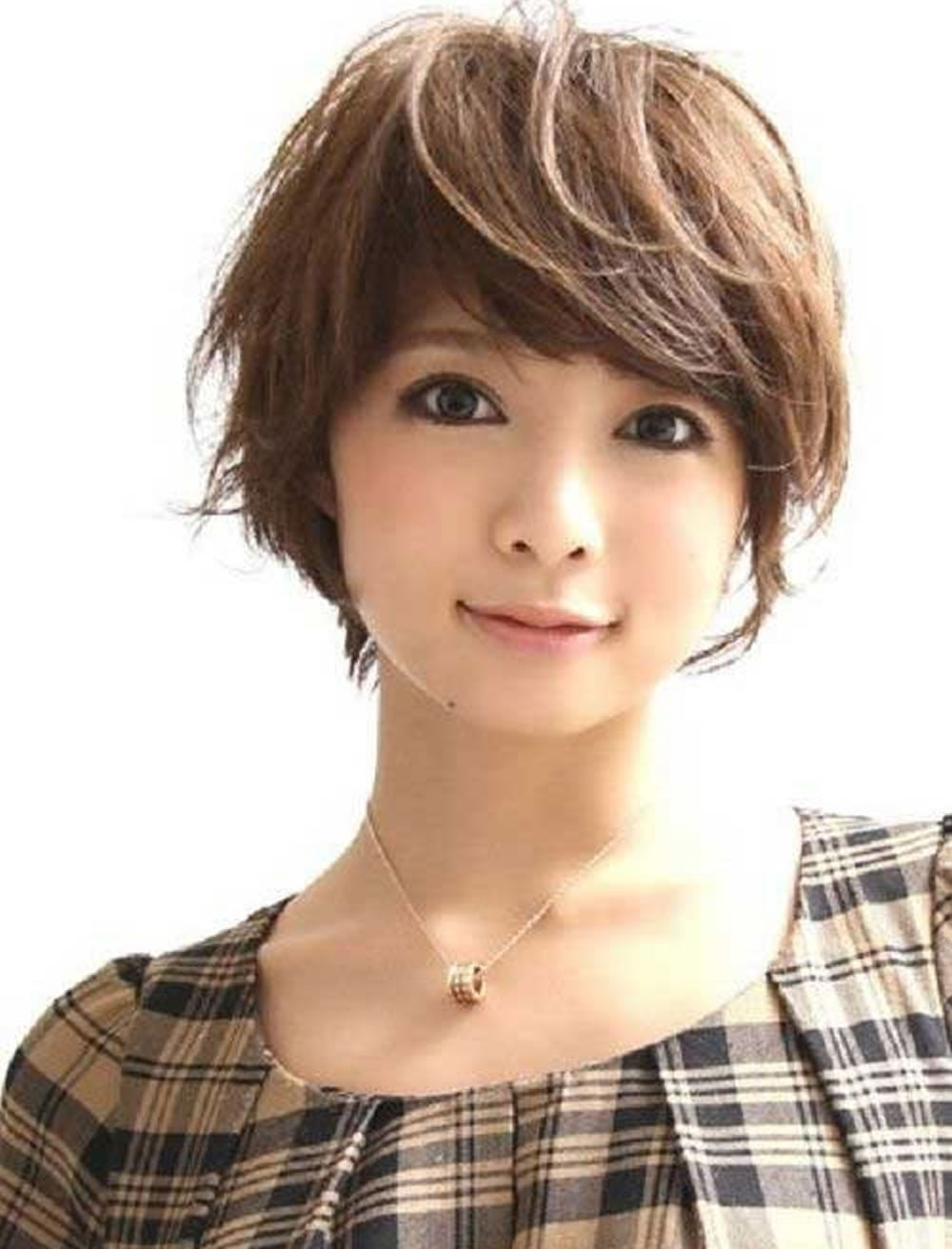 Short Hairstyles for Asian Women 2018-2019