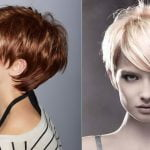 Short Hairstyles for Fall 2017 & Winter 2018