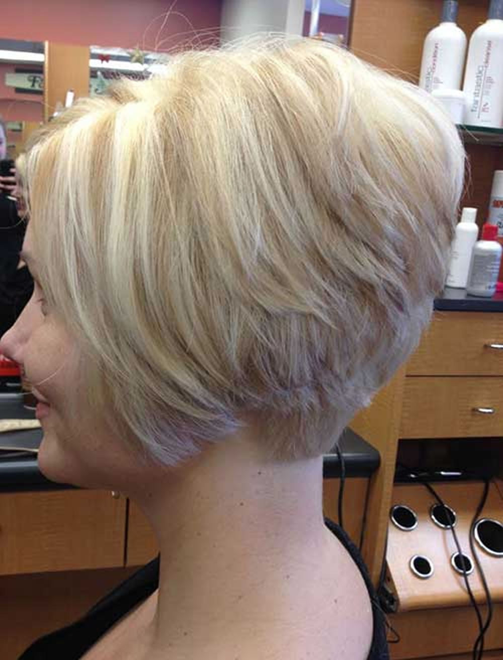 Short haircuts for women over 50