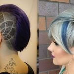 Undercut Short Hairstyles for Women