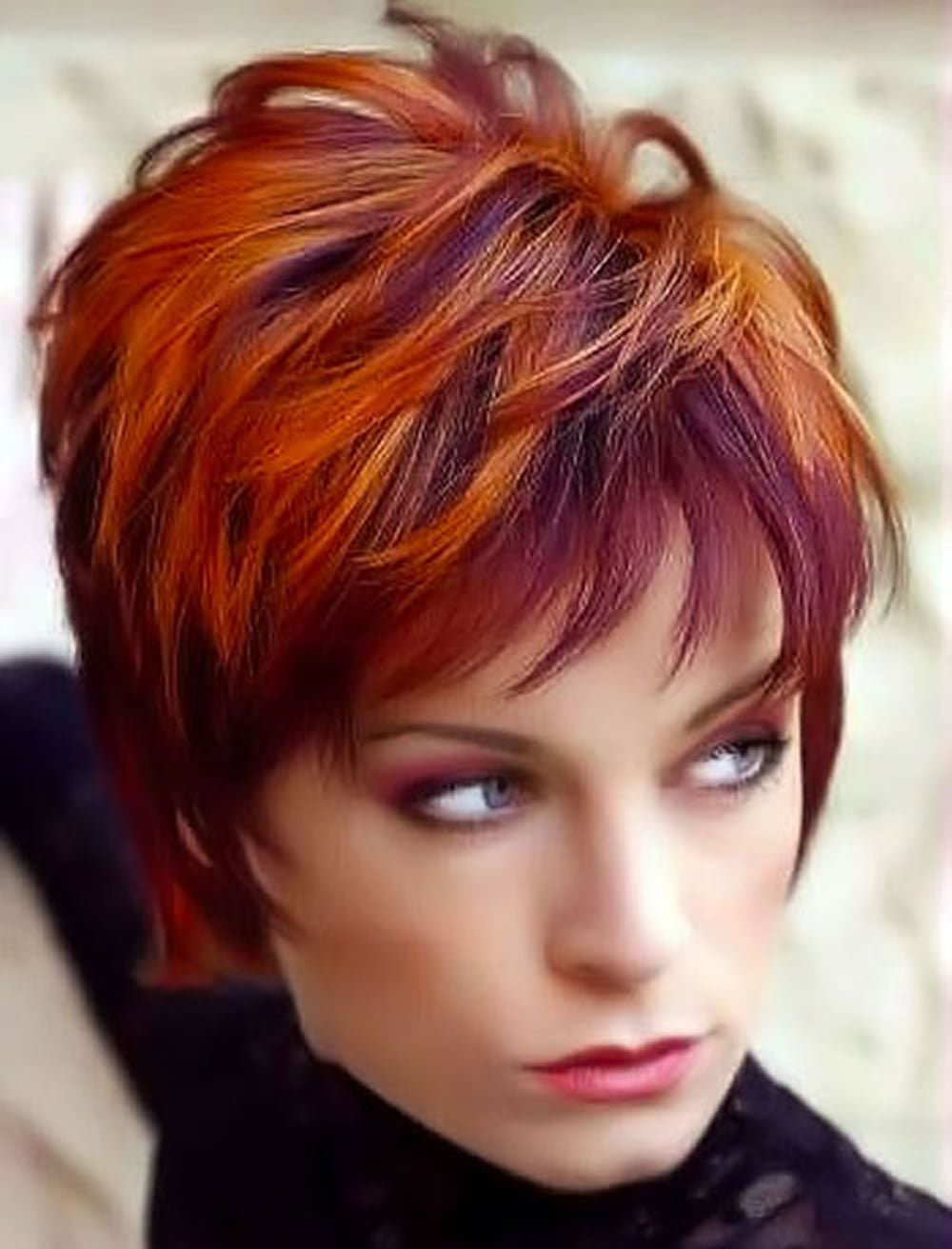 Hairstyles Short Medium Hair