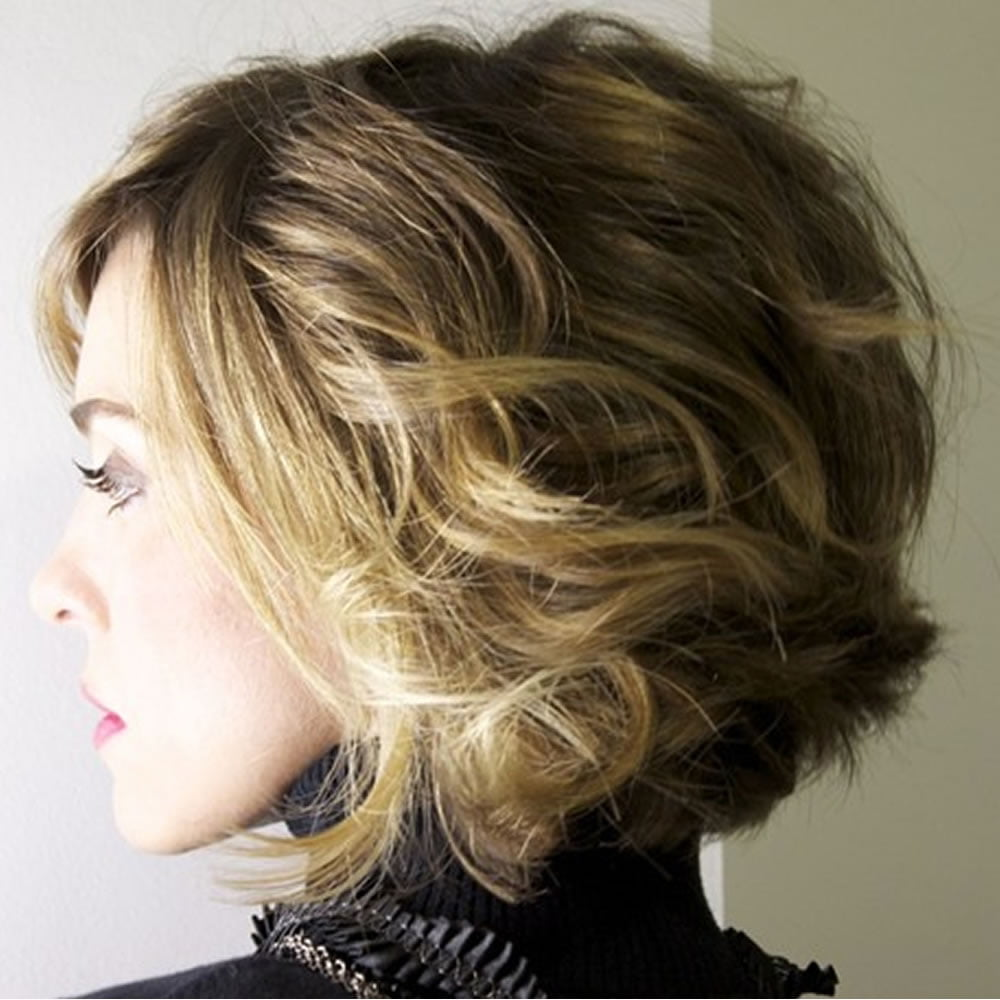2018 Balayage Ombre Bob Haircuts And Hairstyles Page 2
