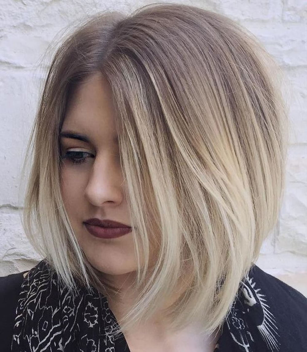 2018 Balayage Ombre Bob Haircuts And Hairstyles Page 3