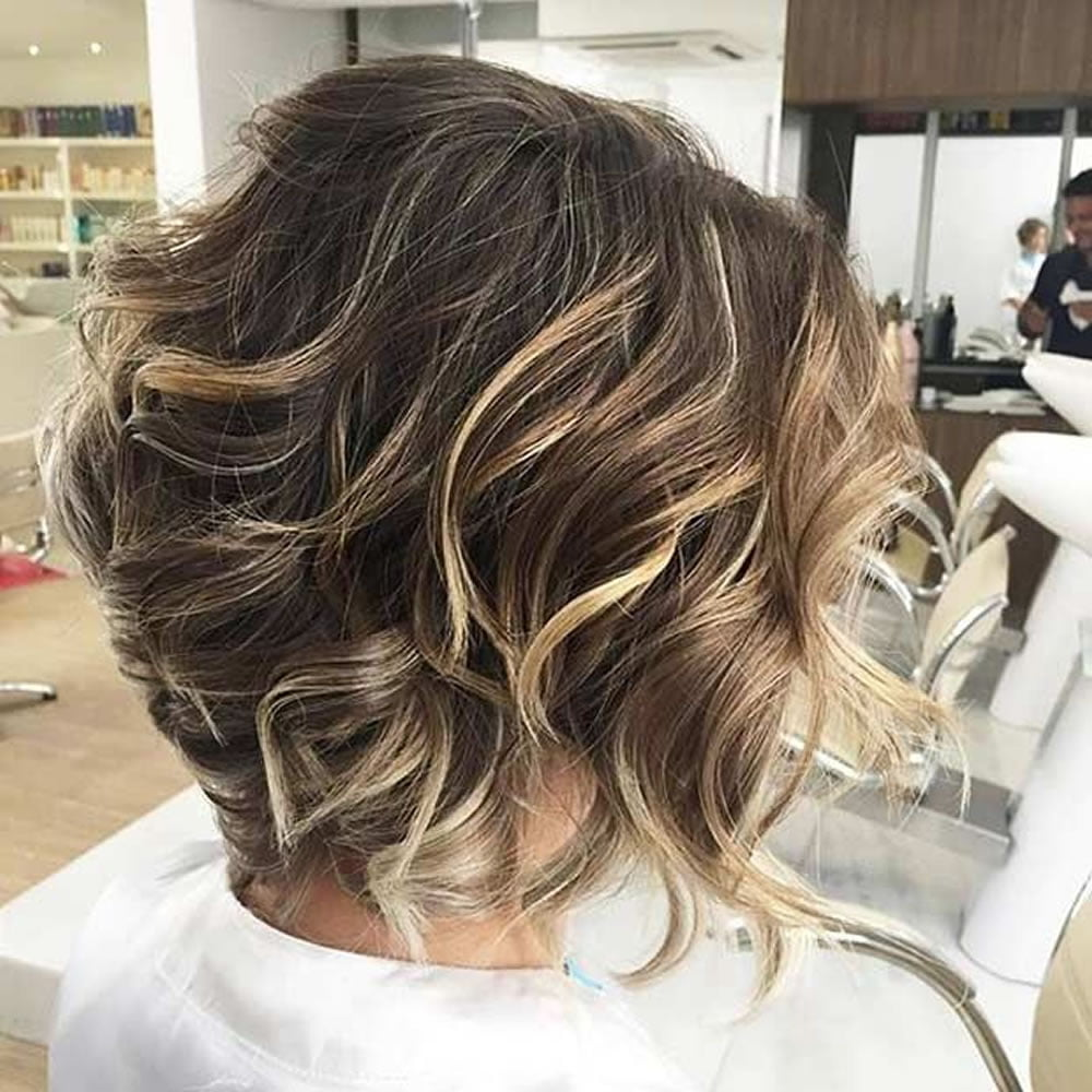 2018 Balayage Ombre Bob Haircuts And Hairstyles Page 4 Hairstyles