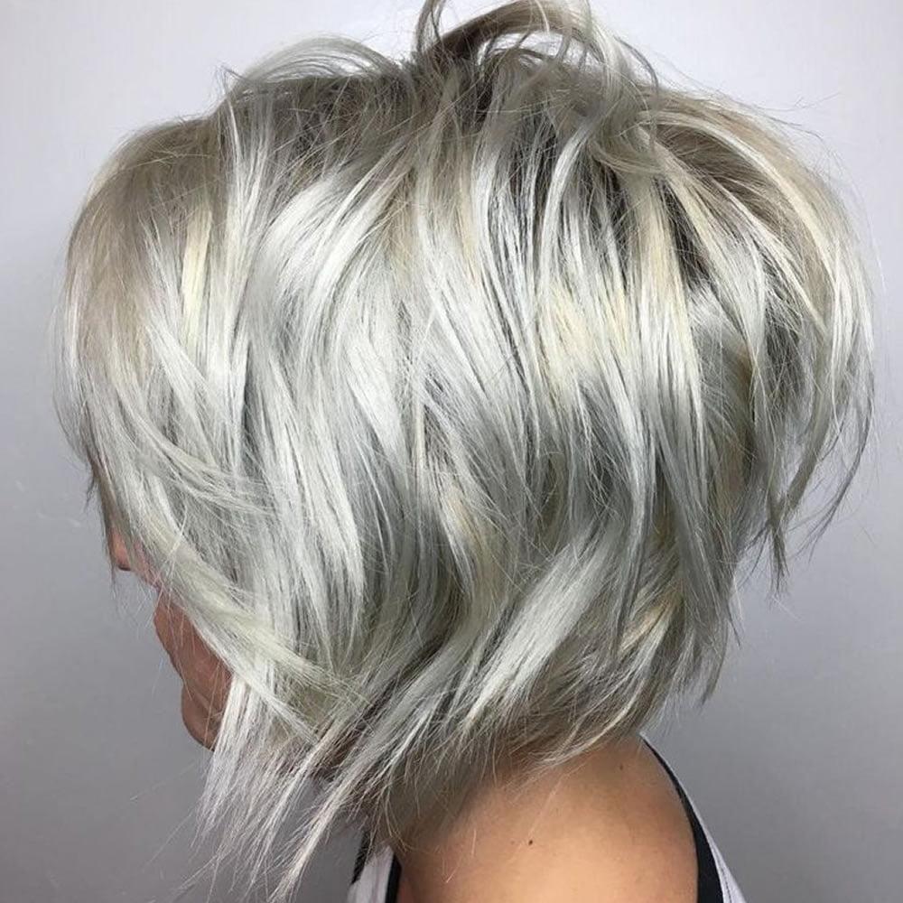 2018 Balayage Ombre Bob Haircuts and Hairstyles