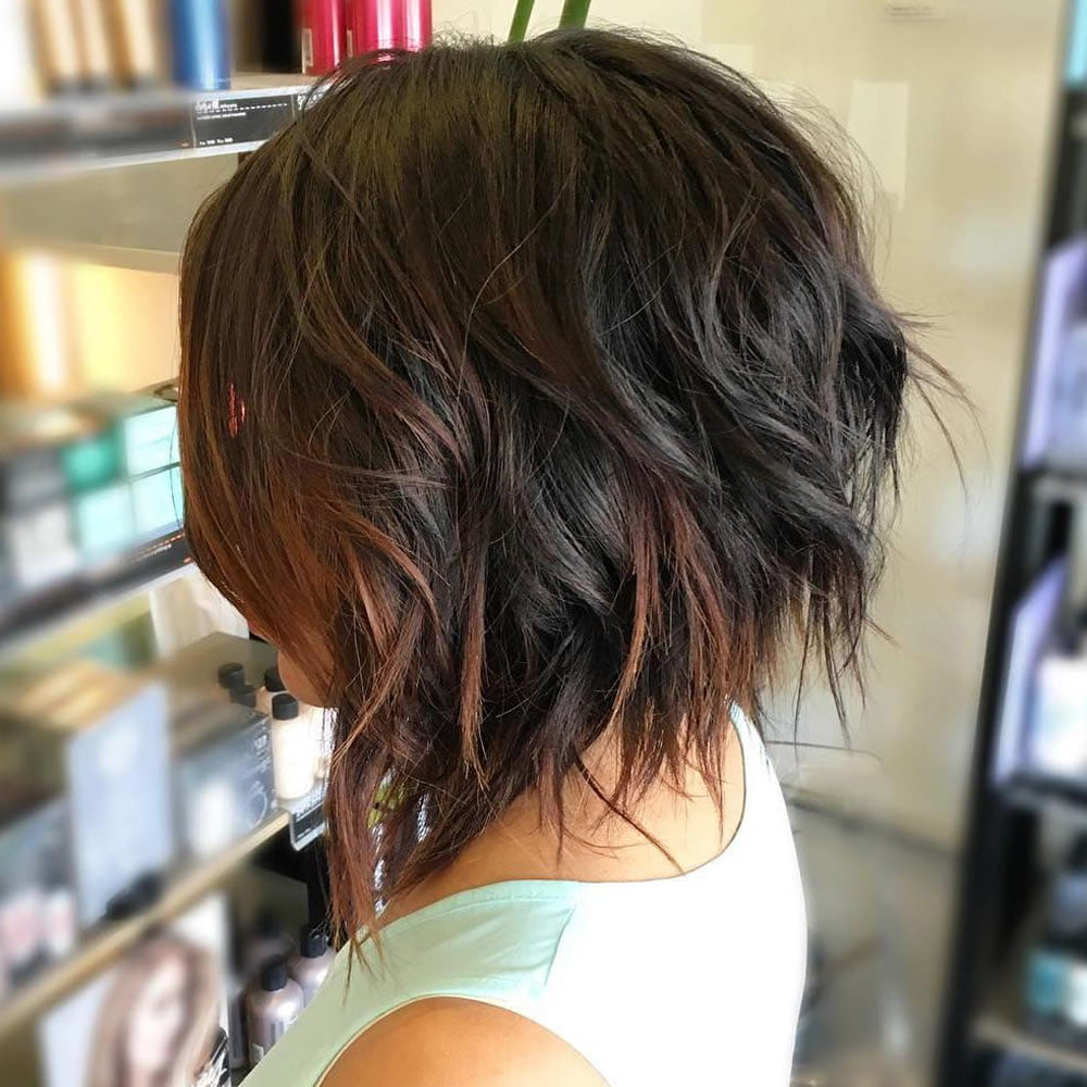2018 Balayage Ombre Bob Haircuts And Hairstyles Hairstyles