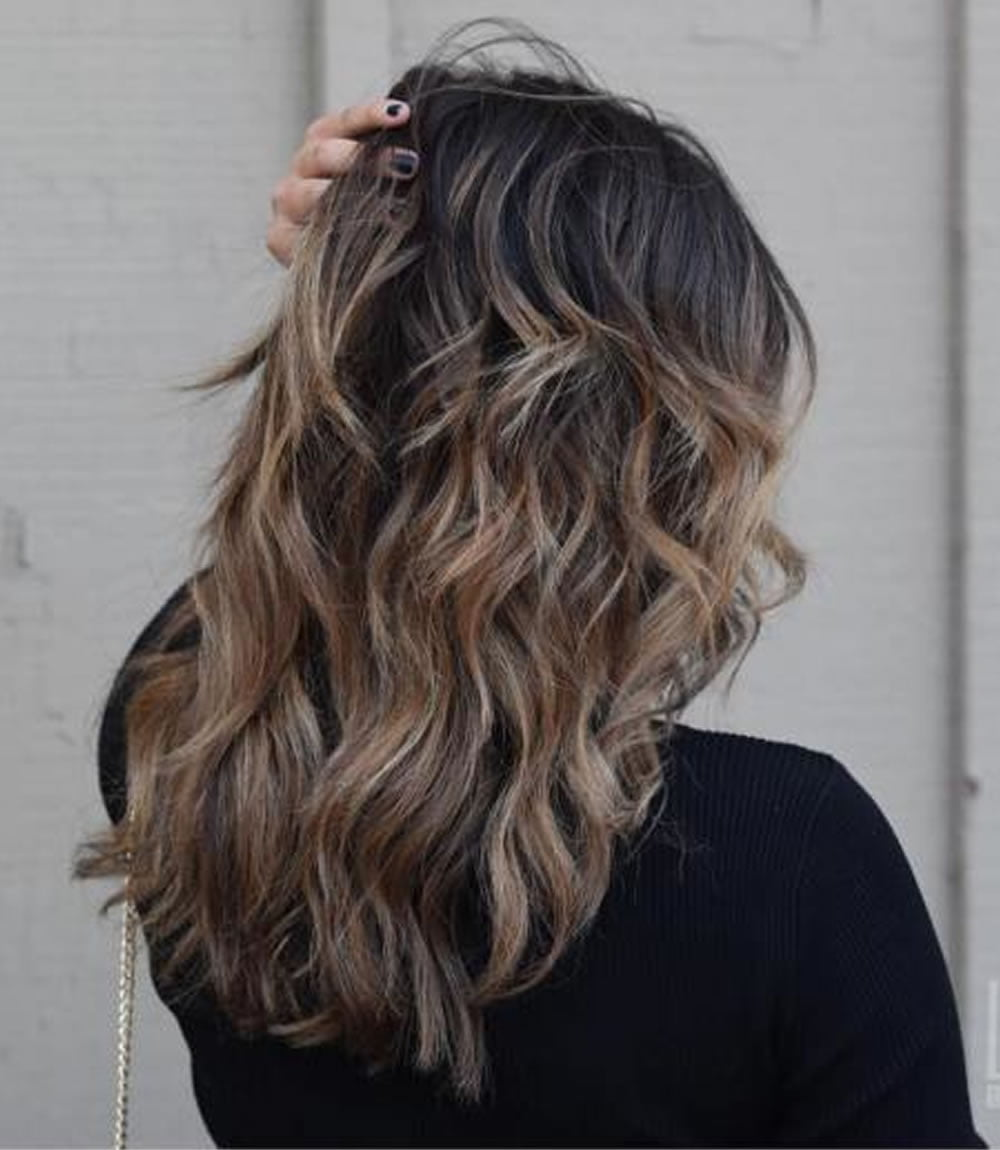 Long Shaggy Hairstyles 2019: 22 Cool Shag Hairstyles For Fine Hair 2018-2019