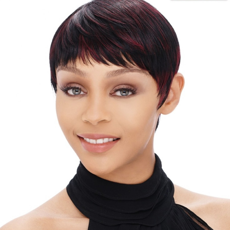 2018 short haircuts for black women - 57 pixie short black hair