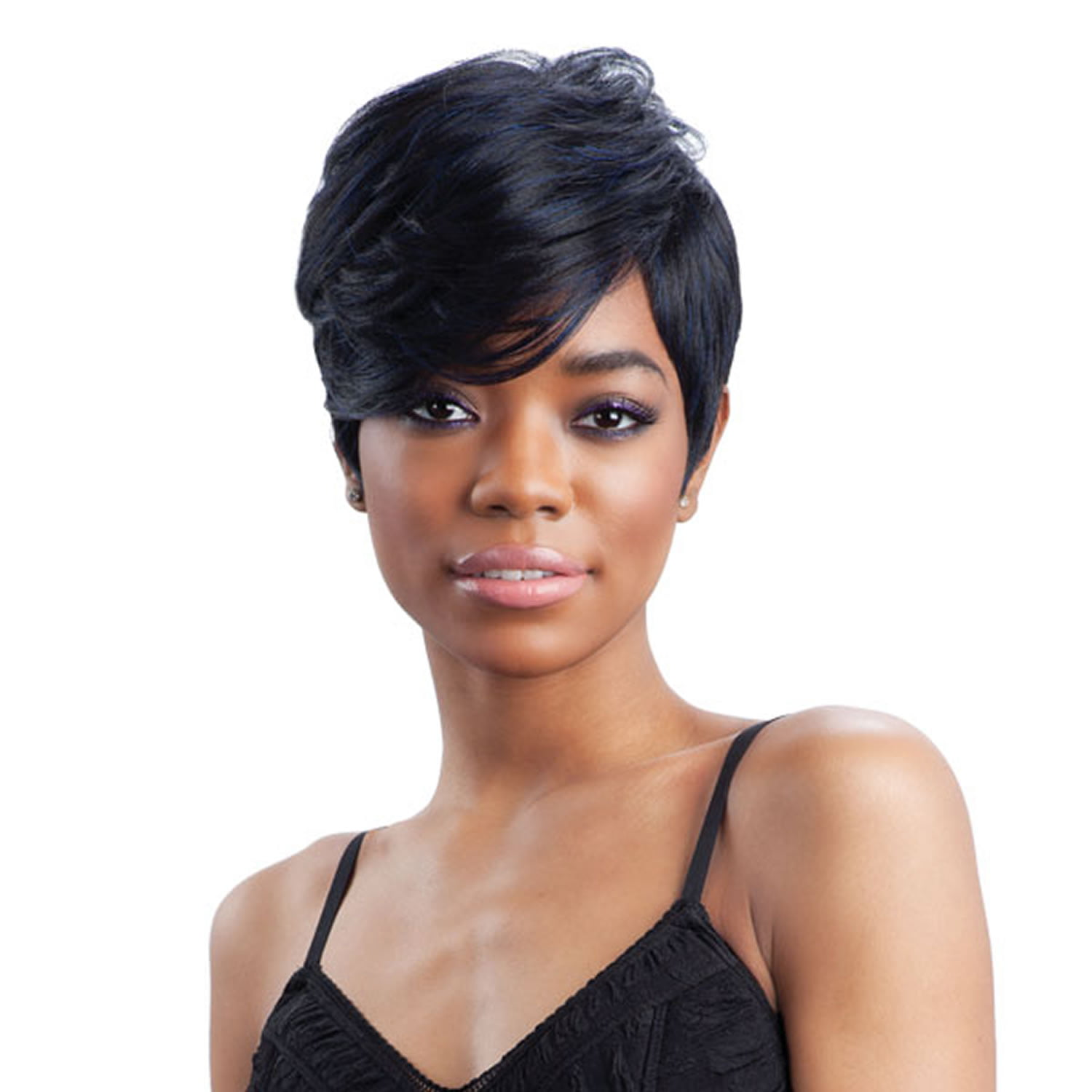 2018 Short Haircuts for Black Women – 67 Pixie Short Black ...