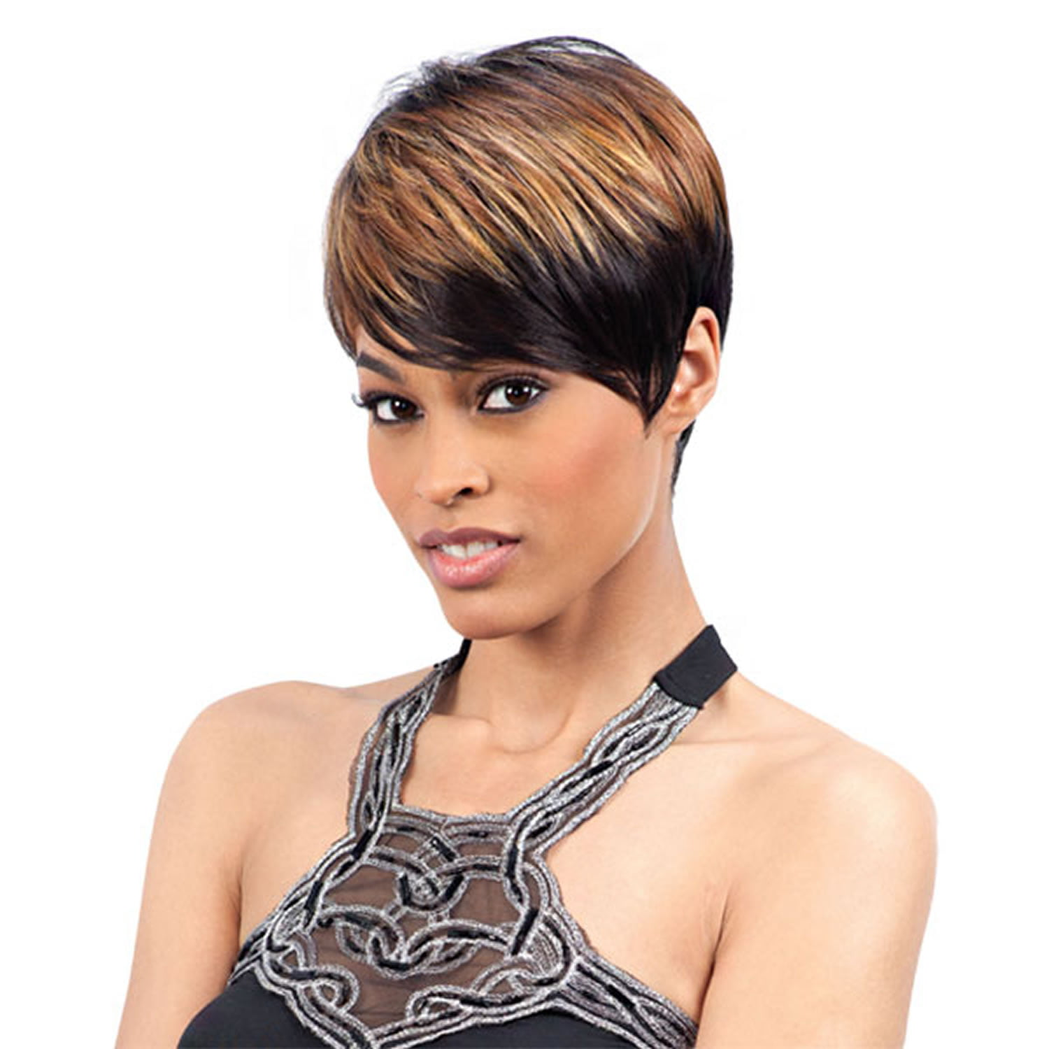 2018 Short Haircuts For Black Women 57 Pixie Short Black