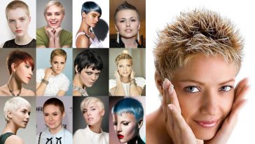 2018 Very Short Pixie Hairstyles & Haircuts