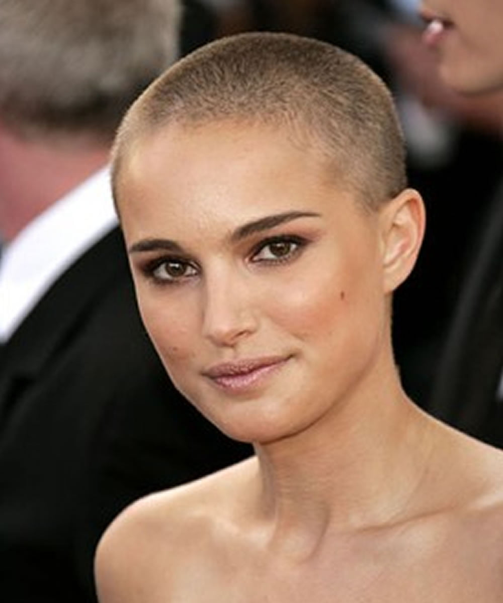 Trends Bald Haircuts Headshave For Women 2018 2019 Page