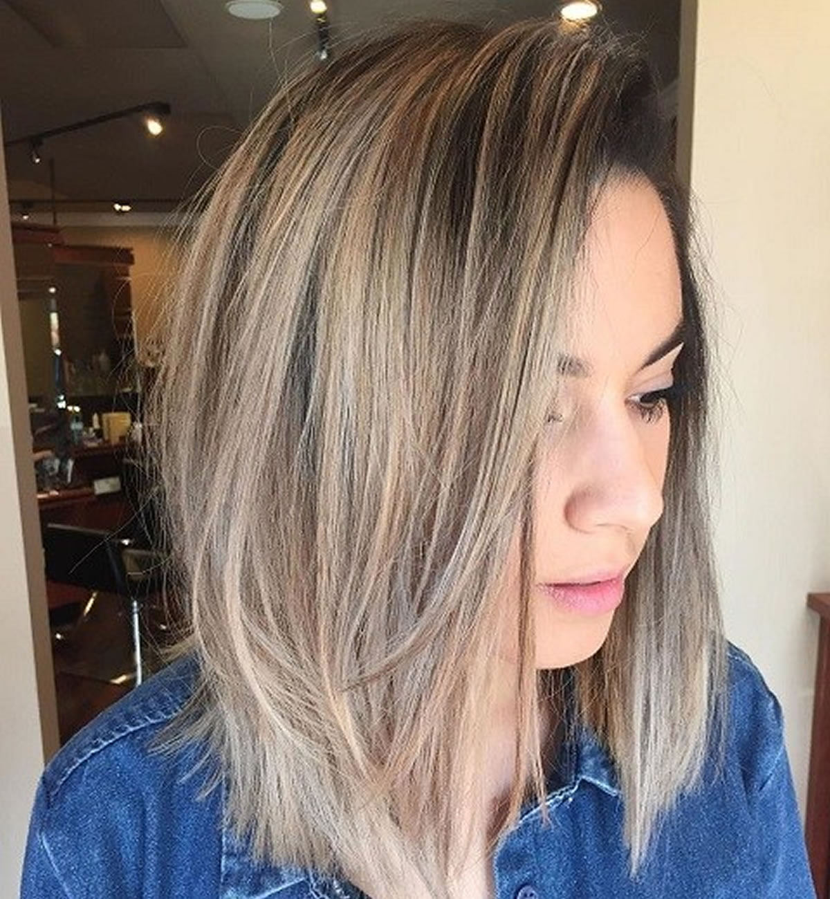 Bob Haircuts & Hairstyles for 2018-2019