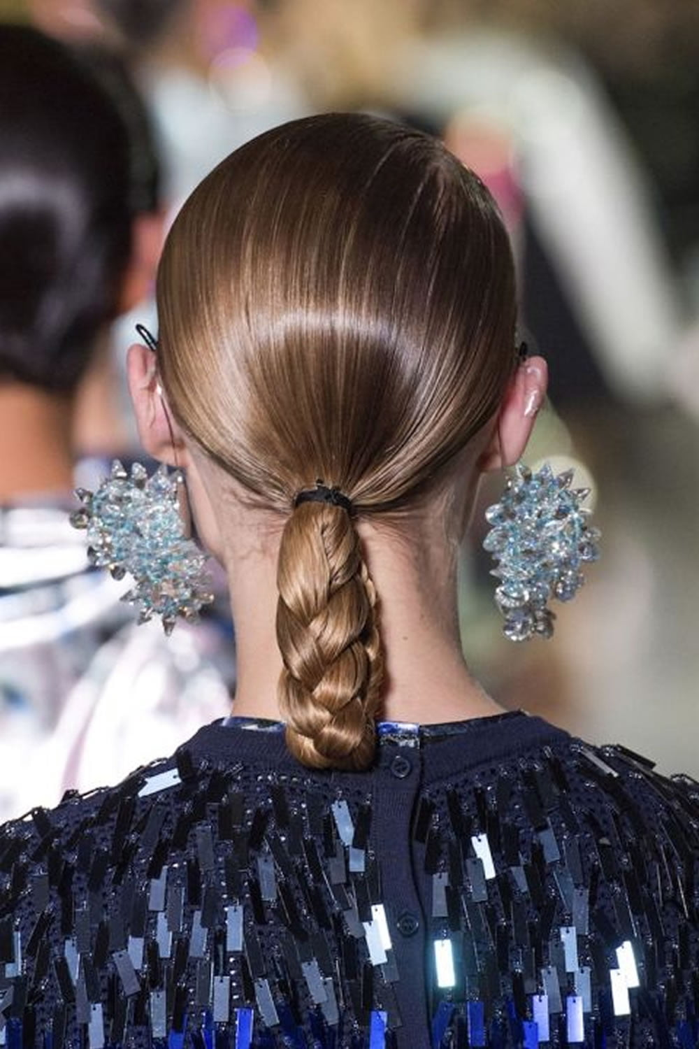 30 Fabulous Braided Hairstyles 2018 From New York Fashion