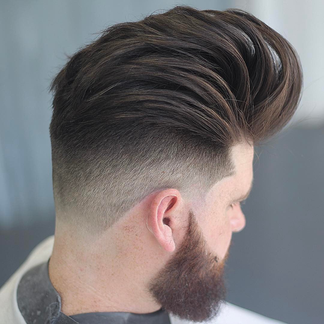 pomp hair style pompadour hairstyles amp haircuts for 2018 viral 21 pomp 4972