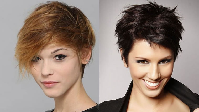 Short Hairstyles 2019 Wavy Hair: Most Preferred Pixie Haircuts For Short Hair 2018-2019