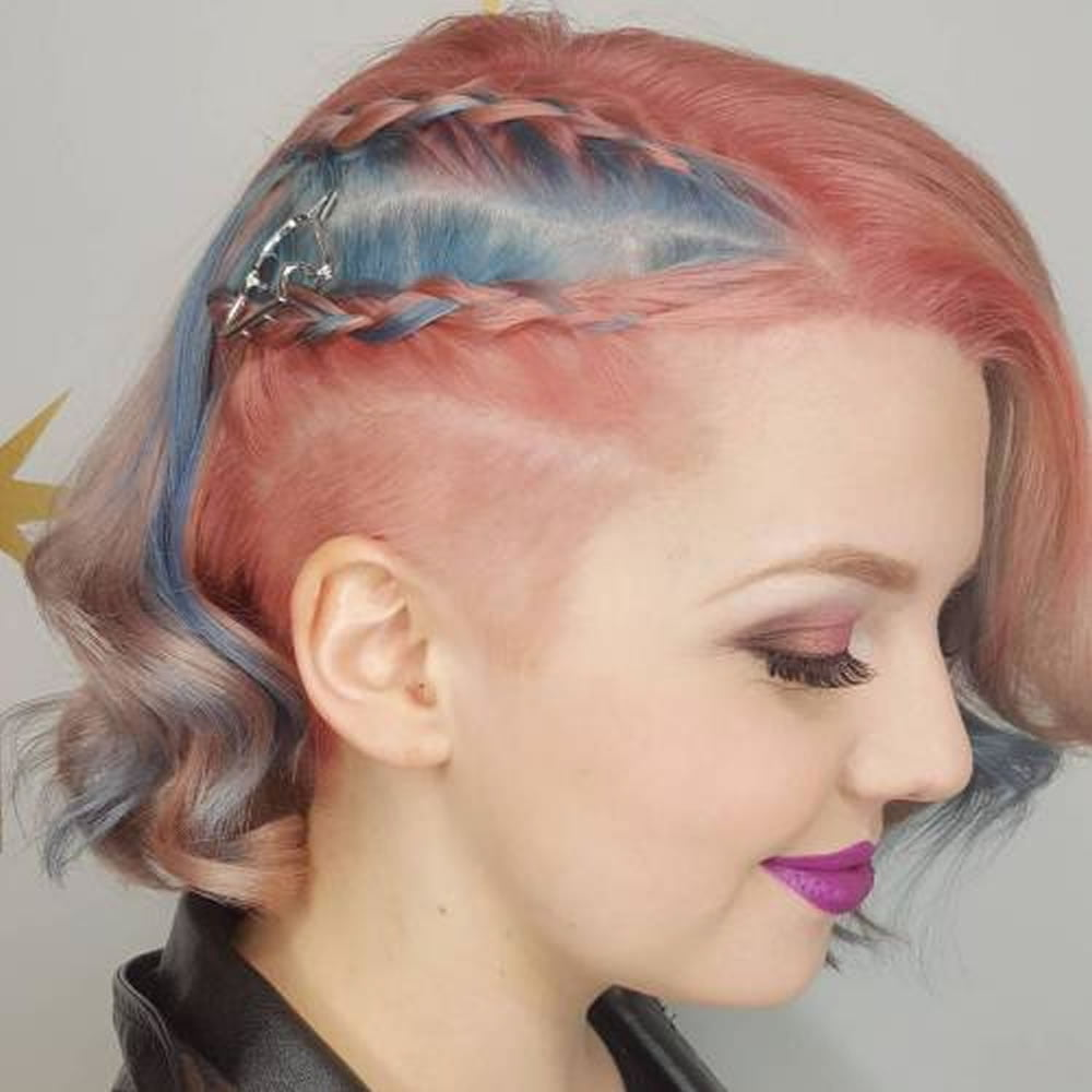 Undercut Hair Designs For Female Hairstyles 2018 2019 Page 6