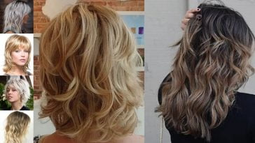 Shag Hairstyles for Fine Hair 2018-2019