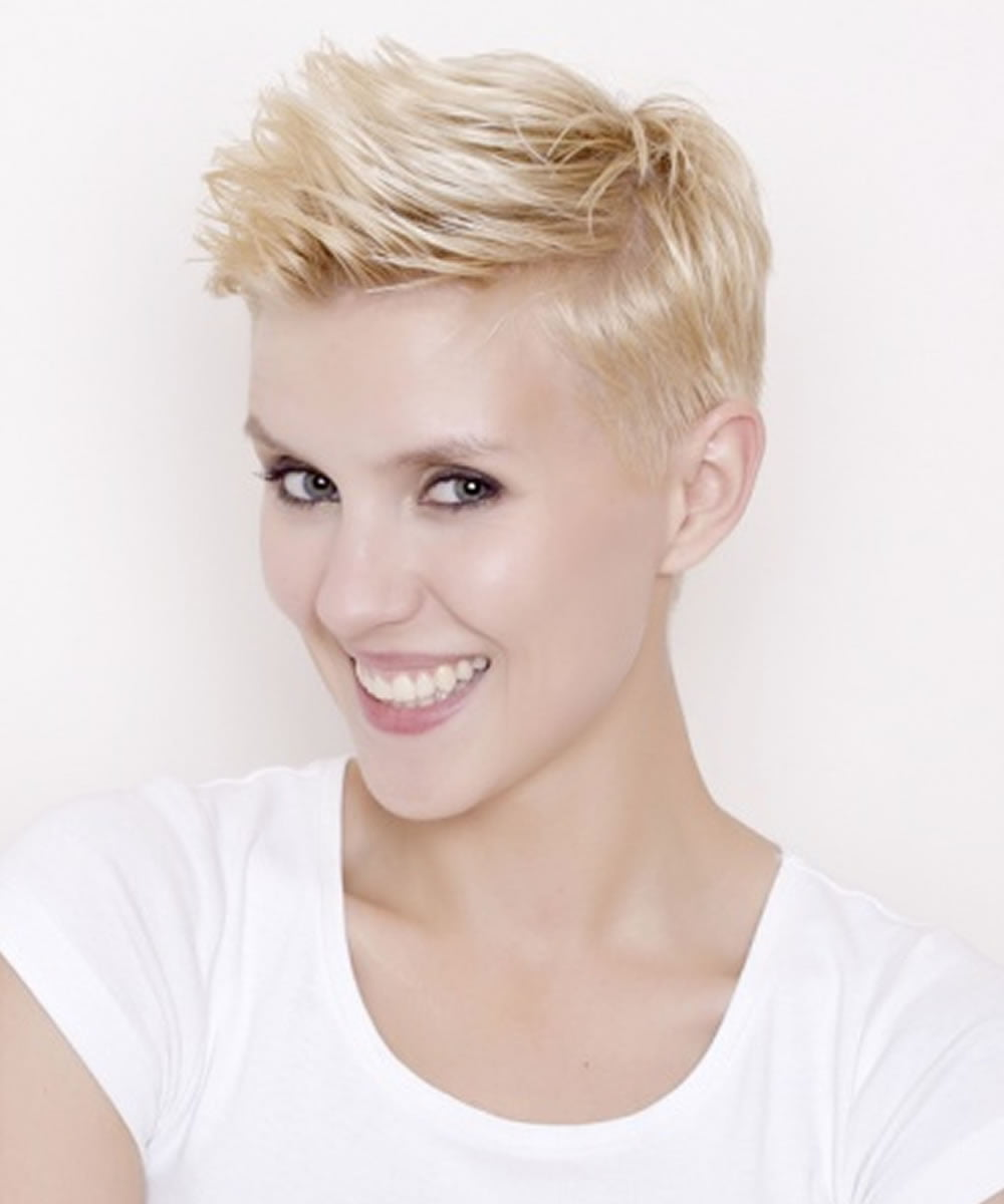Short 2018 Pixie Haircuts Amp Hairstyles Colors And Ideas