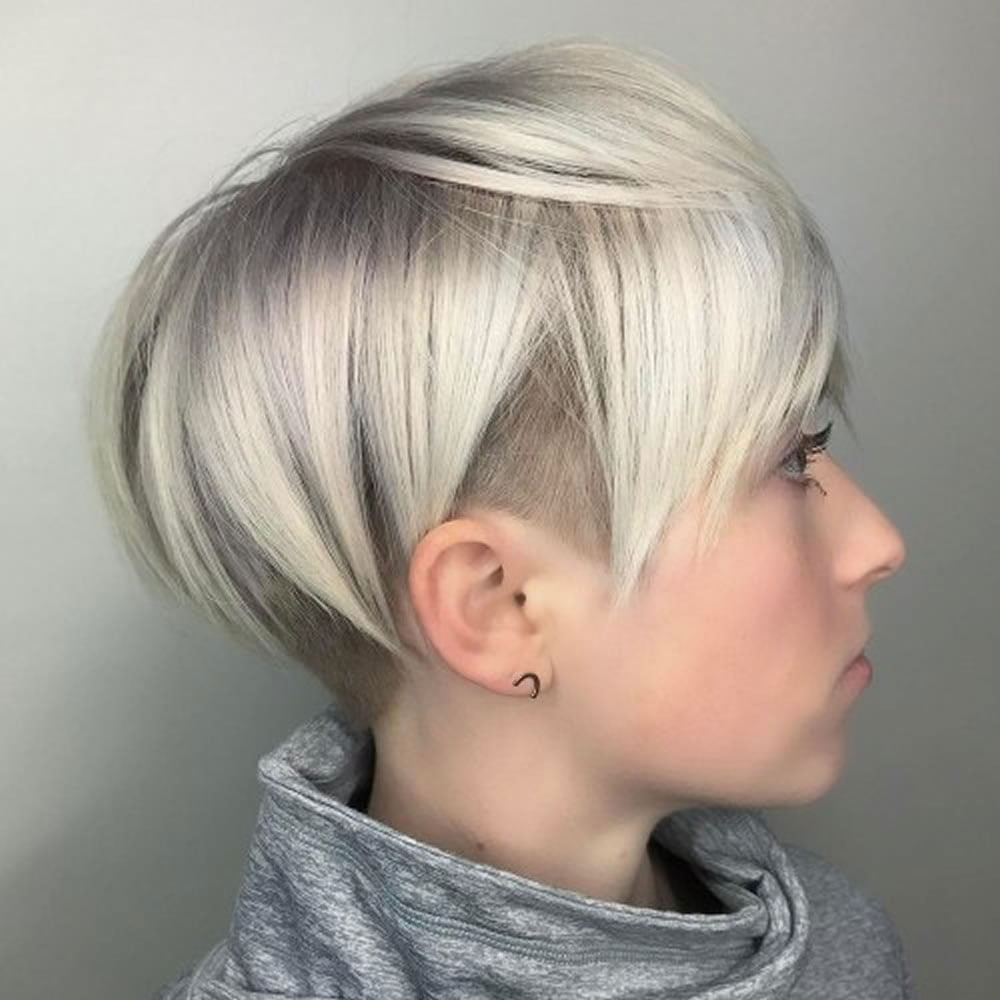 Undercut Hair Designs For Female Hairstyles 2018 2019 Page 7