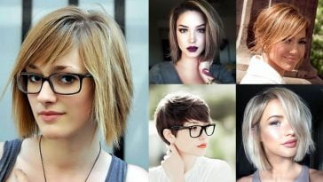 Short Haircuts For Office Women To Try In 2018-2019