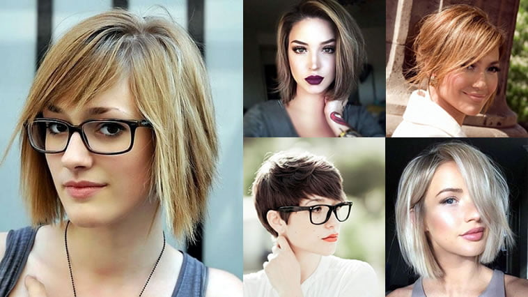Hairstyles 2019 Female With Bangs: 46 Modern Short Haircuts For Office Women To Try In 2018
