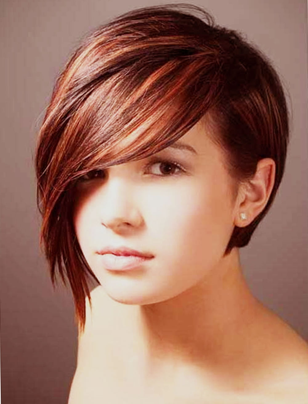 short haircuts for round face thin hair ideas for 2018 | page 3 of 4