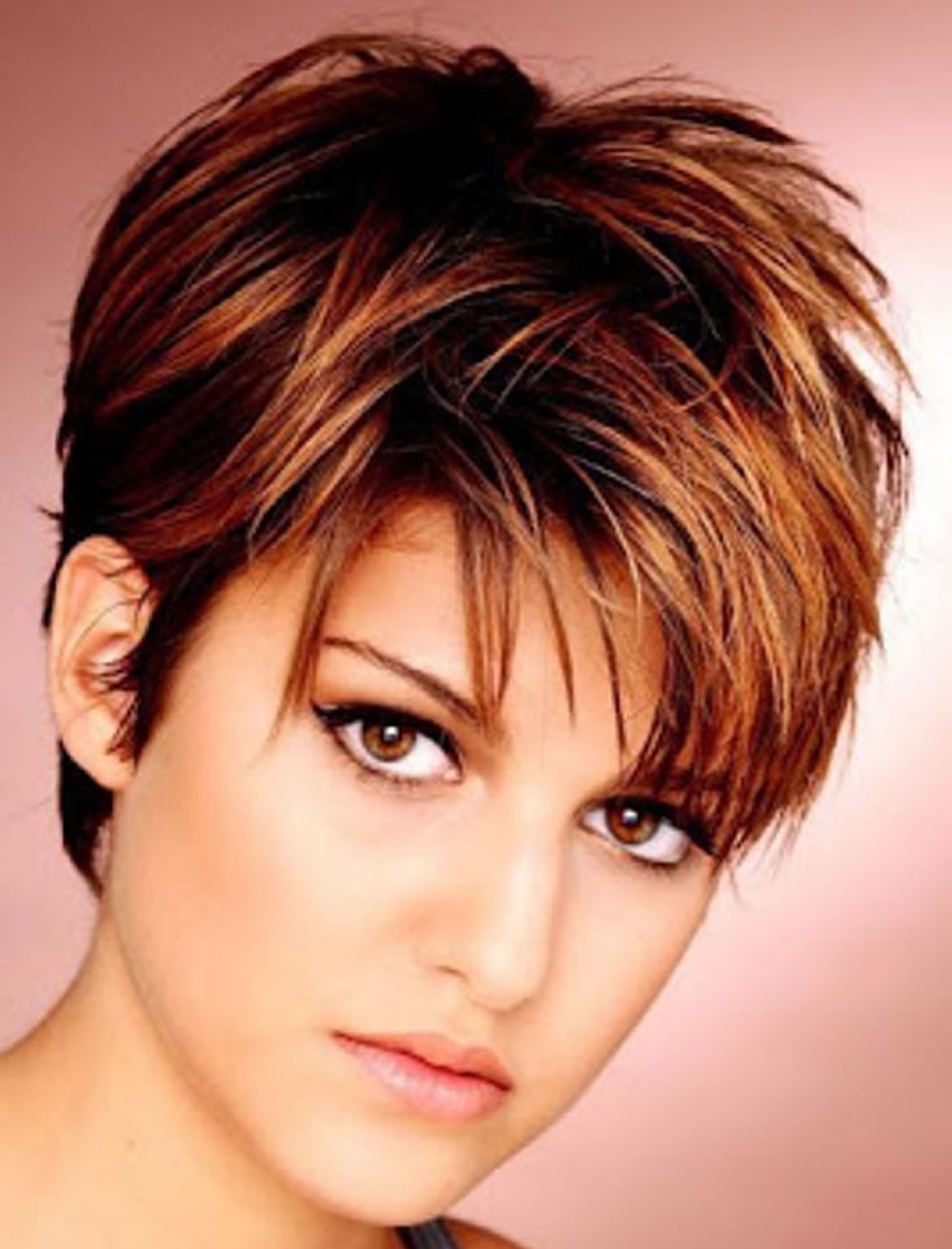 Short Haircuts For Round Face Thin Hair Ideas For 2018 Hairstyles