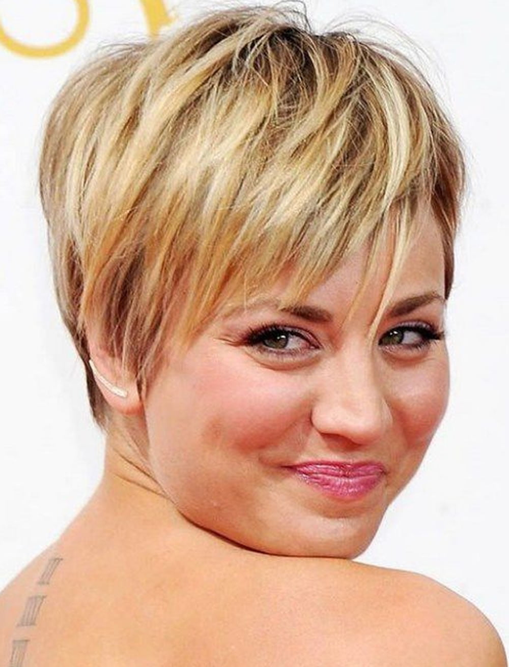 Short Haircuts For Round Face Thin Hair Ideas For 2018 Page 2