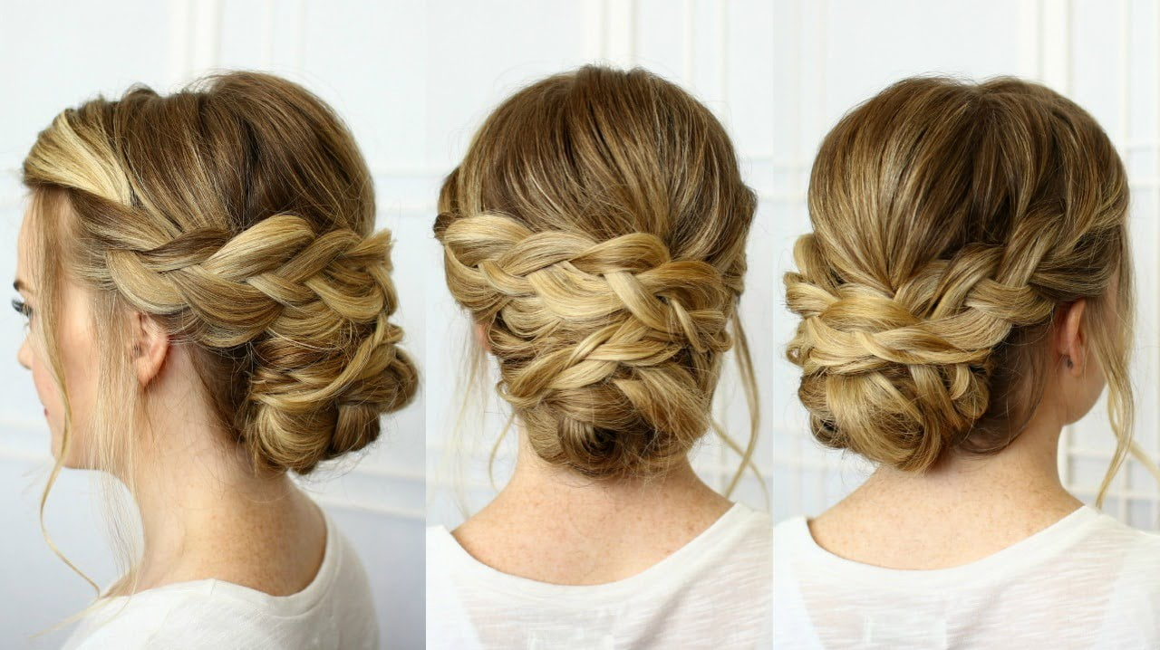 soft hair up styles 25 stylish soft braided hairstyles ideas 2018 2019 4576