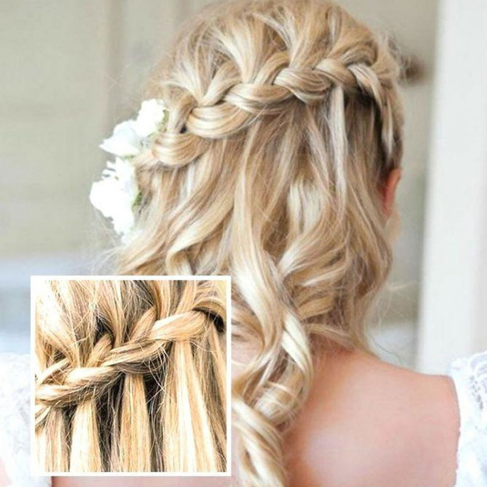 Braided Hairstyles 5 Ideas For Your Wedding Look: 25 Very Stylish Soft Braided Hairstyles Ideas 2018-2019