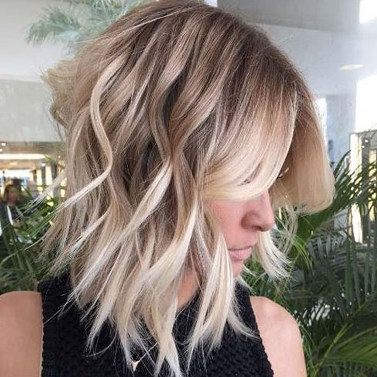 The Most Trendy Bob Hairstyles For 2018 You Are Very