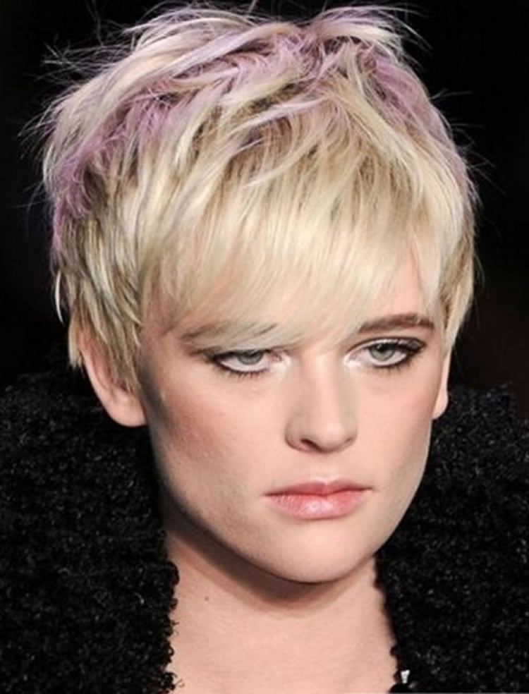 Trendy Short Pixie Haircuts For Women 2018 2019 Page 4